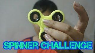 Spinner Challenge / 5 Cara main spinner (Indonesia)