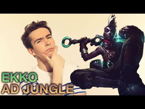 Test Ekko AD Jungle | LoL DominGo