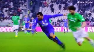 Sintesi Juventus Parma 7-0 del 8-11-2014 di SKY