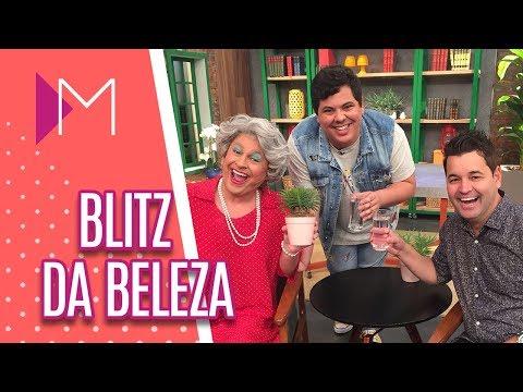 Transformação | Blitz da Beleza - Mulheres (08/08/18)