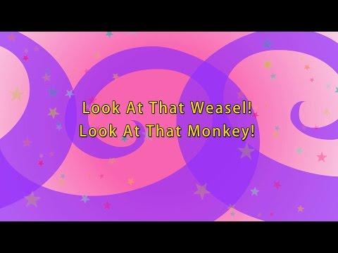 Karaoke Rhymes- Pop Goes The Weasel