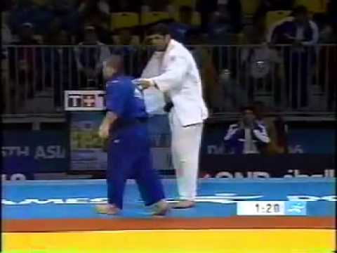 JUDO 2006 Asian Games DOHA (2/2)