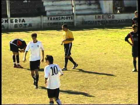 futbol TEODELINA J. NEWBERY VT.