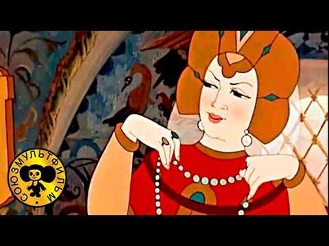 Смотреть мультфильм жуковского спящая царевна