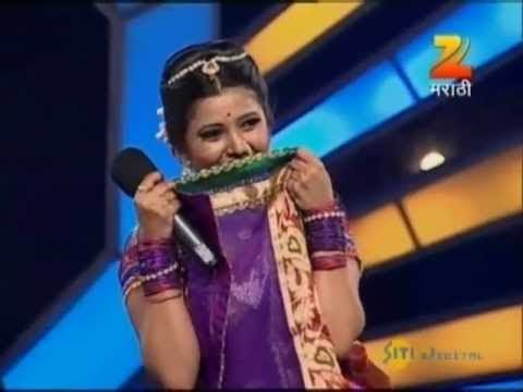 Eka Peksha Ek Apsara Aali - September 23, 2013 - Prajakta