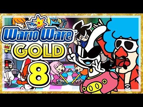 WARIOWARE GOLD # 08 💰 Orbulon am...