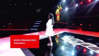 Borat Br7-ក្មេងស្រីអាយុ15ឆ្នាំប្រឡង the voice thailand ច្រៀងពិរោះណាស់ធ្វើអោយខូចចុចប៊ីតុងទាំងបី!