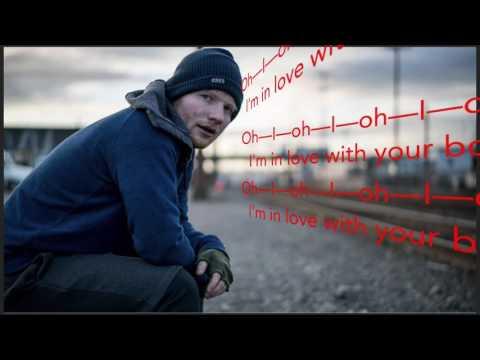 Ed Sheeran - Shape Of You Lyrics    English Subtitles
