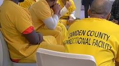 Camden jail to participate in pilot to reduce incarceration