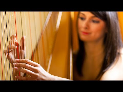Relaxing Harp Music, Peaceful Music, Relaxing, Meditation Music, Background Music, �