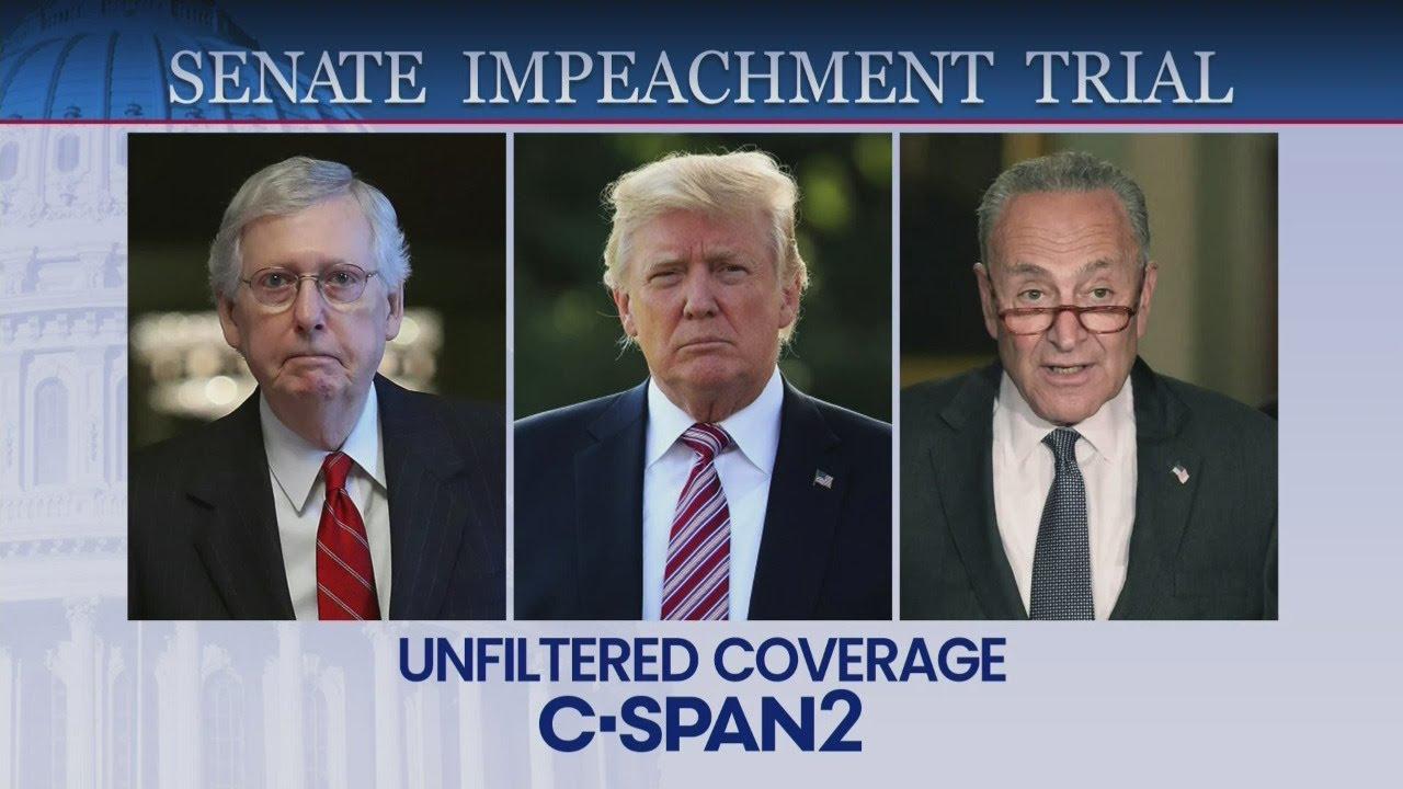 U.S. Senate: Debate on Articles of Impeachment & FINAL VOTE - CSPAN