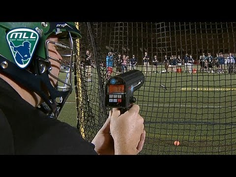 MLL Fan Zak Dorn Breaks Lacrosse World Record with 116 mph Shot