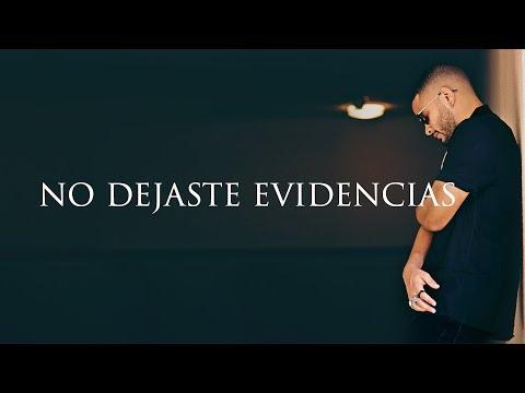 Kewin Cosmos - Evidencias  Lyric video ( Bachata 2017 )
