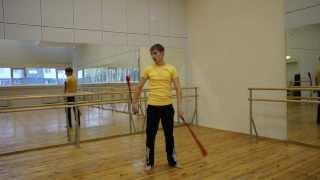 Видео уроки поинга: Фонтан - Fountain