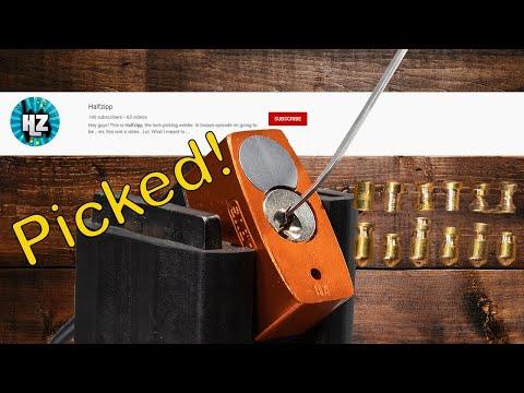 HeLP Picking Challenge Locks