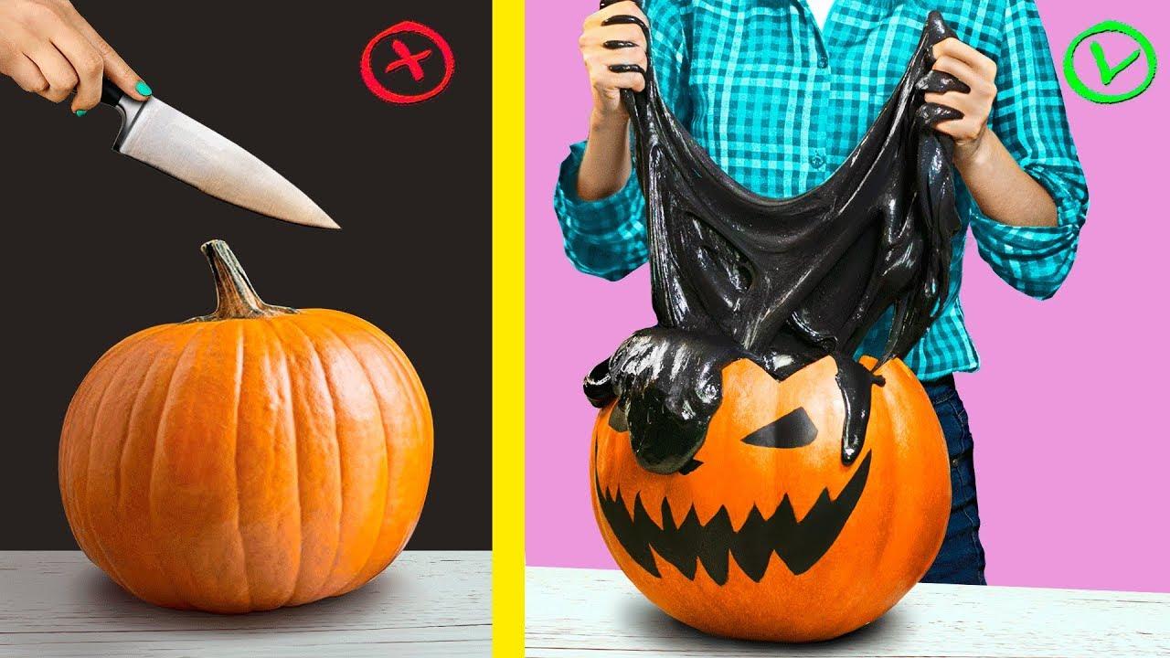 Le Migliori 9 Sfide Di Scherzi Per Halloween! Gli ...