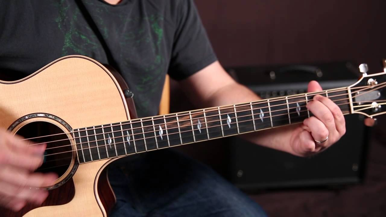 Take It Easy The Eagles Chords And Rhythm Guitar Lesson Easy