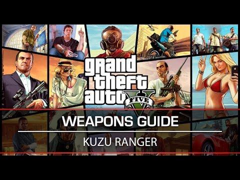 GTA 5 Online [Weapons Guide] Best Guns & Loadout