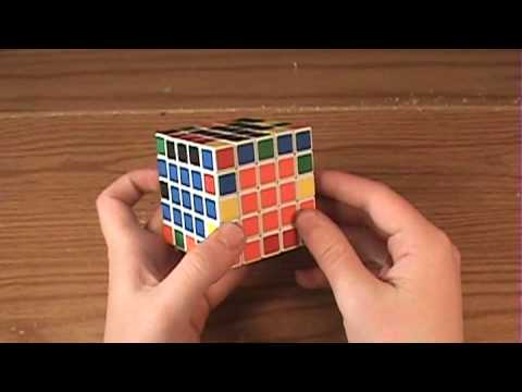 how to solve the 5x5 rubik 39 s cube part 1 youtube. Black Bedroom Furniture Sets. Home Design Ideas