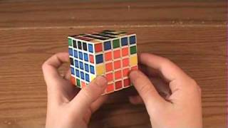 how to solve the 5x5 rubik s cube part 1