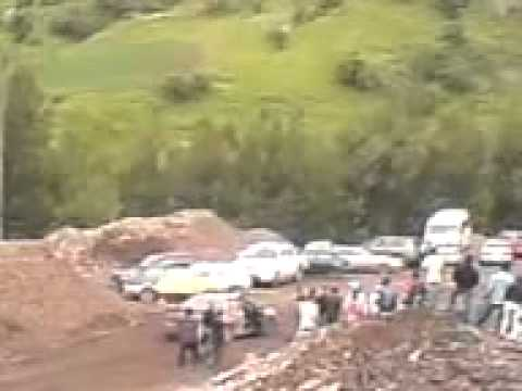 Choques De Autos De Carreras | Accidentes De Carros de Carreras Videos De Viajes