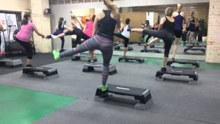 Как проходят групповые занятия в фитнес клубе MARAFET DNEPR