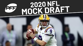 2020 NFL Mock Draft v4 | PFF