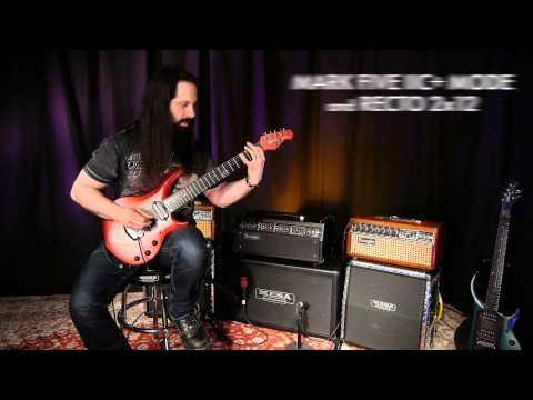 John Petrucci Mark Five vs Mark IIC+ Comparison