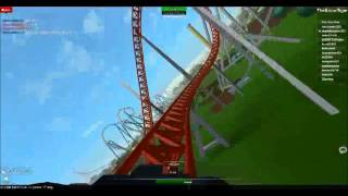 iSpeed Roller Coaster POV Roblox Point ROBLOX