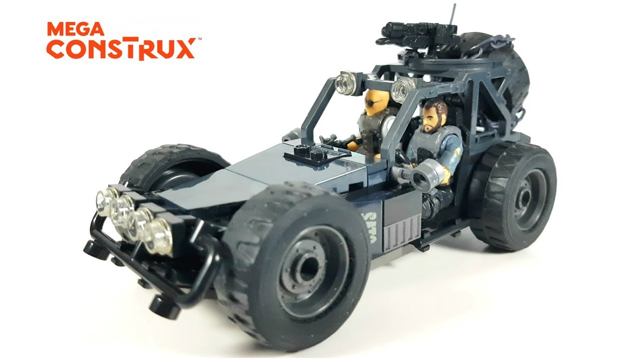 ATV GROUND RECON Mega CONSTRUX Bloks CALL OF DUTY cod set megabloks NEW