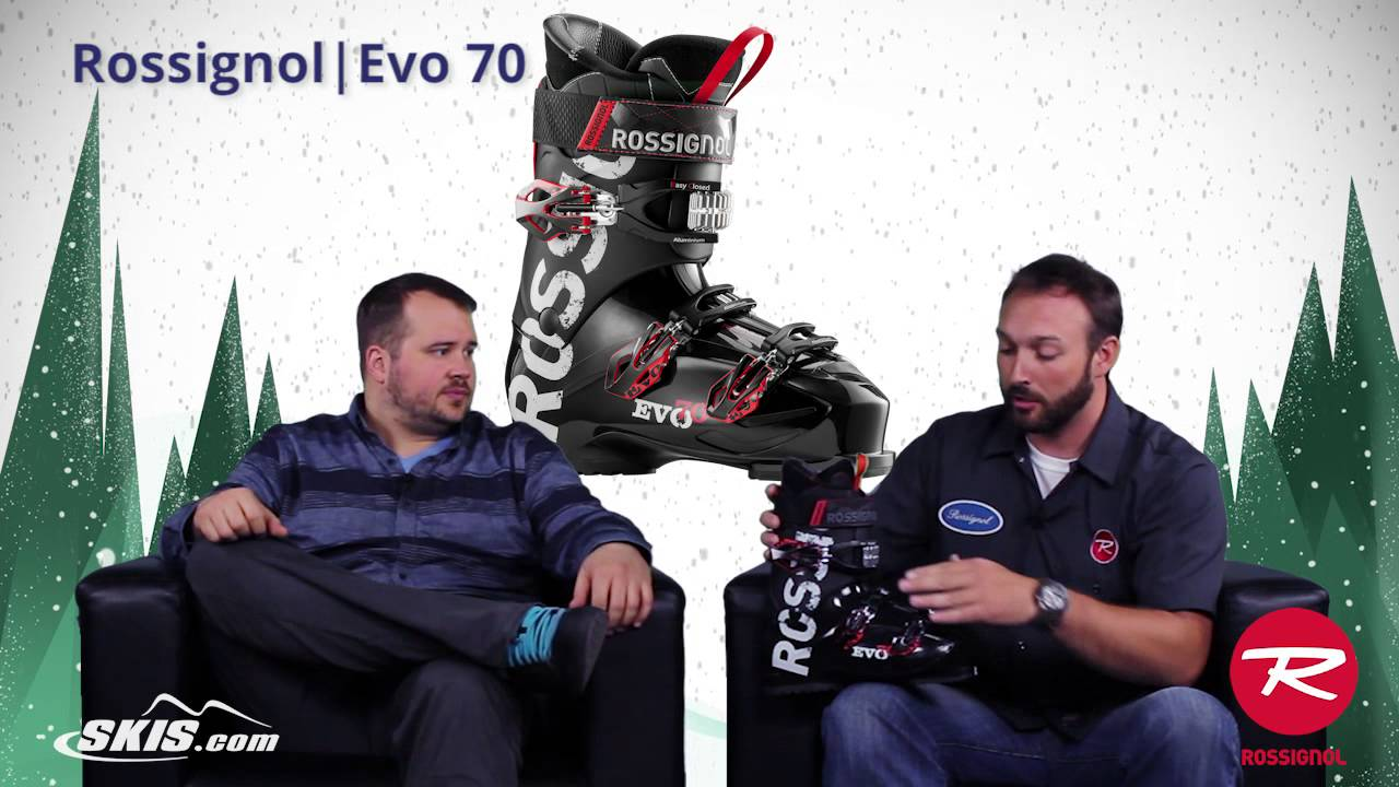 2016 Rossignol Evo 70 Mens Boot Overview by SkisDotCom