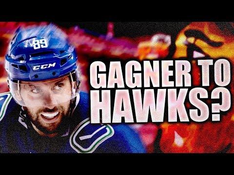 Sam Gagner To Chicago Blackhawks Trade Rumours (Vancouver Canucks - Sam Gagner Trade?) Canucks Trade