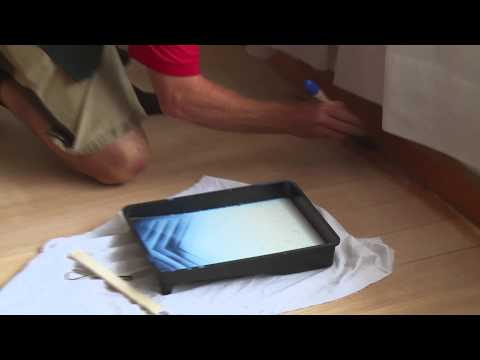 How To Seal A Timber Floor - DIY At Bunnings