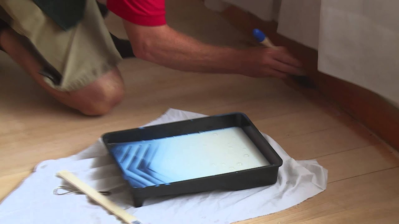 How To Seal A Timber Floor Diy At Bunnings Youtube
