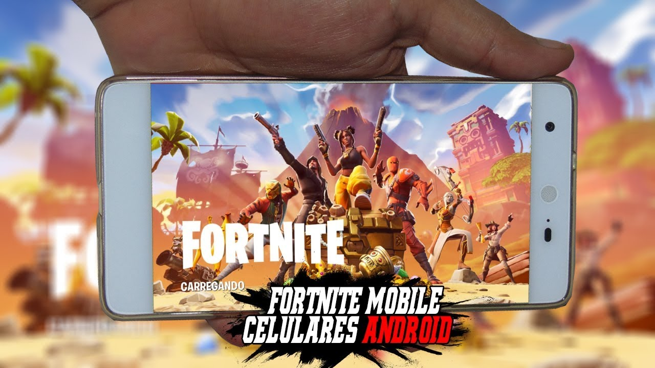 descargar fortnite para android lg k10