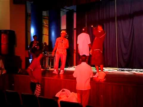 G-arulaz sound check ( tamil rap band from chennai-india)