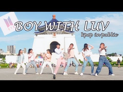 [KPOP IN PUBLIC] BTS (방탄소년단)-Boy With Luv Feat. Halsey' Dance Cover