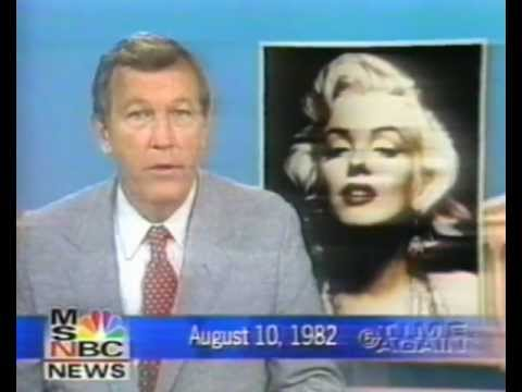 Marilyn Monroe - Reopening Of Investigation Into Death 1982
