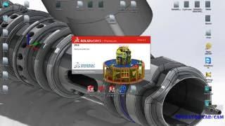 Обзор SolidCAM 2016 SP0 Part 1!