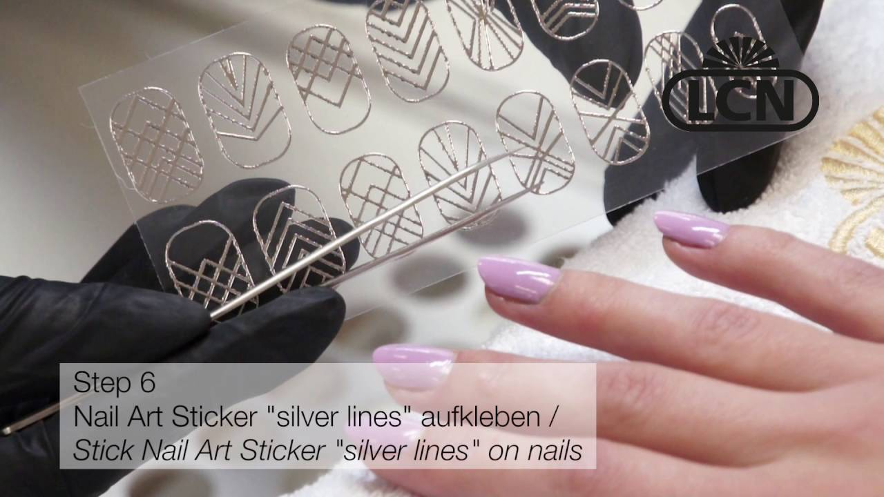 Lcn nail art stickers youtube lcn nail art stickers prinsesfo Image collections