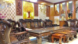 Bán nhà Gò Vấp|( 47 ) 7m x 13m| Giá 6.46 Tỷ  Biệt Thự Mini 3 lầu Full Nội thất Đẹp Khủng Khiếp