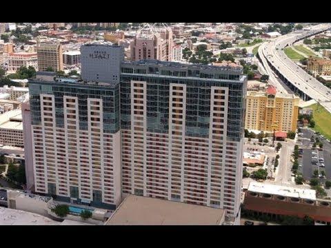 Best San Antonio River Walk Hotels The Grand Hyatt Youtube