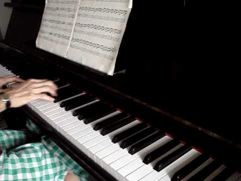 piano - SONG FOR ANNA played by mcsmdemesa