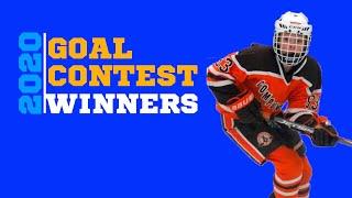 Goal Contest Winners 2020