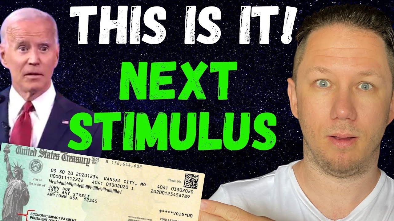 FINALLY! THIS IS IT!!! Fourth Stimulus Check Update + Student Loan Forgiveness & The Daily Show