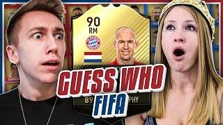 FIFA 17 GUESS WHO VS MINIMINTER !! FT 90 ROBBEN !!