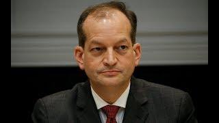 Labor secretary under fire as disturbing Epstein details continue to emerge