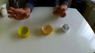Лайфхак для кухни, или как сделать форму для выпечки своими руками!