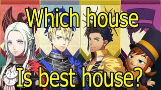 Fire emblem: Three Houses - Which house is best house?
