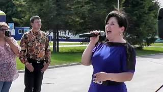"""27 июня 2016 года программа посвященная """"Дню Молодежи"""" р.п Краснообск"""